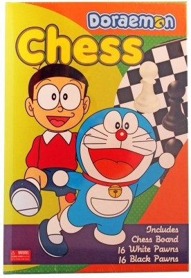 Doraemon Chess Board Game