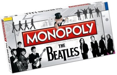 USAopoly The Beatles Monopoly Board Game