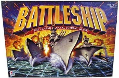 Milton Bradley Battleship (2002 Edition) Board Game