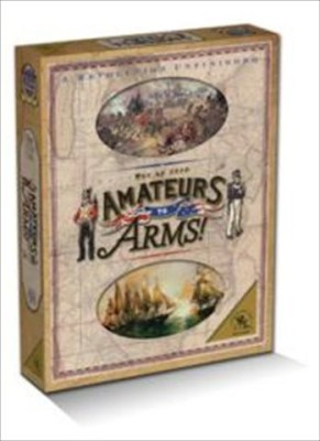 Clash of Arms Games Coa Amateurs To Armsthe War Of 1812 In America And Canada Board Game