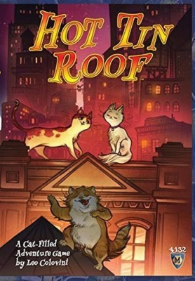 Mayfair Games Hot Tin Roof Board Game