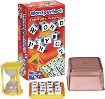 Virgo Toys Wordperfect Board Game
