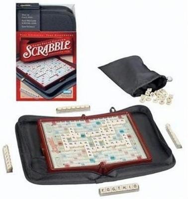 Hasbro Folio Scrabble Board Game