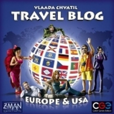 Z-Man Games Travel Blog Europe And Usa Board Game