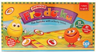 BPI Frudoku Board Game