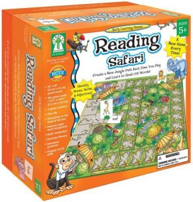Key Education Publishing Reading Safari Board Game