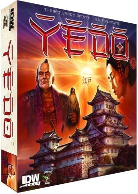 IDW Games Yedo Board Game Board Game