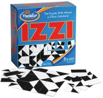 Think Fun Thinkfun Izzi Board Game