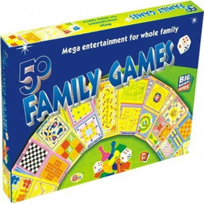 Promobid Classic 50 Board Game