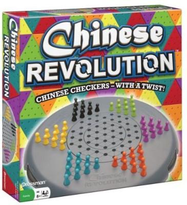 Pressman Toy Chinese Revolution Board Game