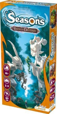 Asmodee Seasons Path Of Destiny Board Game