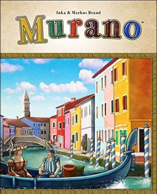 Mayfair Games Murano Board Game