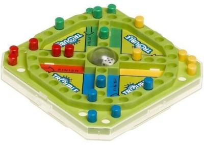 Board Game Trouble Fun On The Run Board Game