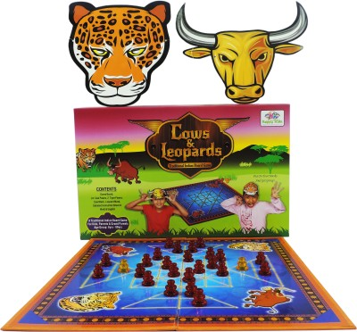 Happy Kidz Traditional Indian Board Game