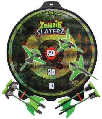Zing Zombie Slayer Plastic Target Sign Board Game