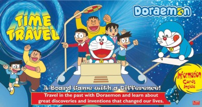 BPI SMALL TIME TRAVEL - DORAEMON Board Game