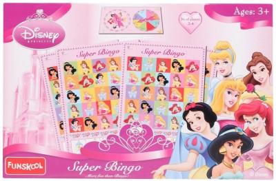 Funskool Super Bingo Board Game