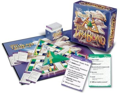TaliCor Cactusbible Tribond Board Game