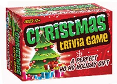 Imagination Christmas Trivia Board Game