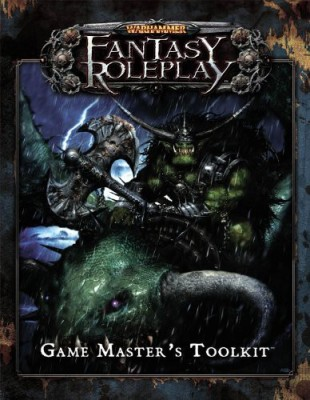 Fantasy Flight Games Warhammer Roleplay Gm Toolkit Board Game