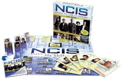 Pressman Toy Ncis The Board Game