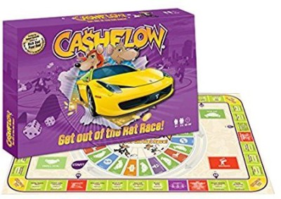 The Rich Dad Company Cashflow Board Game