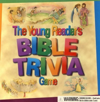 Ages 10-Up The Young Reader,S Bible Trivia Board Game