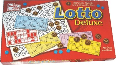 United Toys Lotto Deluxe Board Game