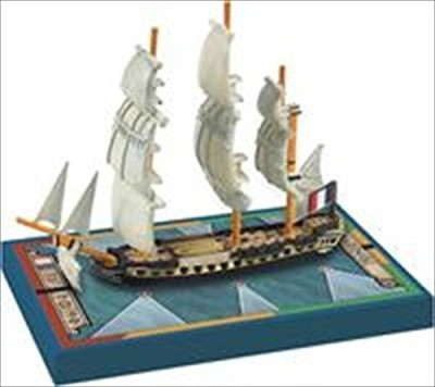 Ares Games Sails Of Glory Ship Pack Proserpine 1785 Board Game