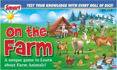 Smart On the Farm Board Game