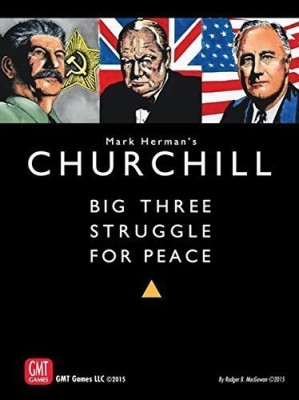 GMT Games Churchill Board Game