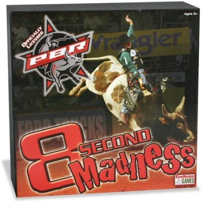 Endless Games Pbr 8 Second Madness Board Game