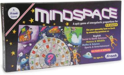 Frank Mindspace Board Game