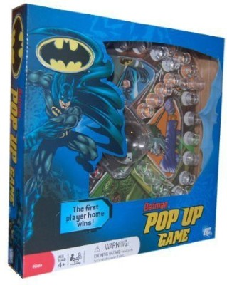 Wisconsin Toy Cardinal Pop Up Batman Board Game