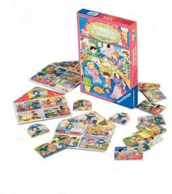 Ravensburger Things In My House Children,S Board Game