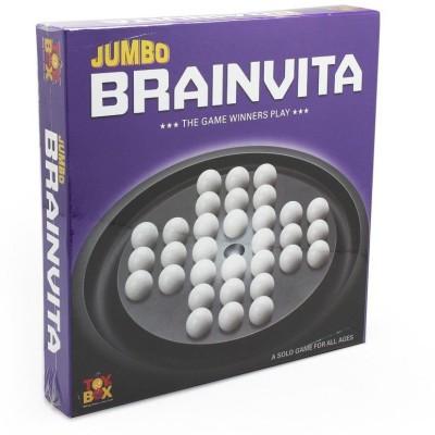 Toysbox Brainvita Jumbo Board Game