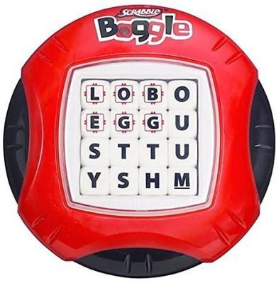 Hasbro Scrabble Boggle Board Game