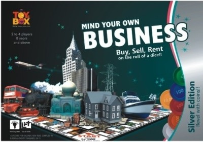 Toysbox Business-Small Board Game