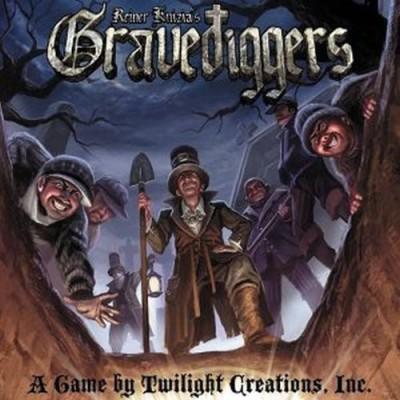 Twilight Creations Grave diggers Board Game