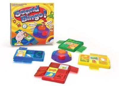 New Entertainment Sound Bingo Board Game