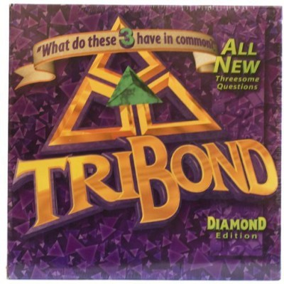 Patch Tribond Diamond Edition 1998 Board Game