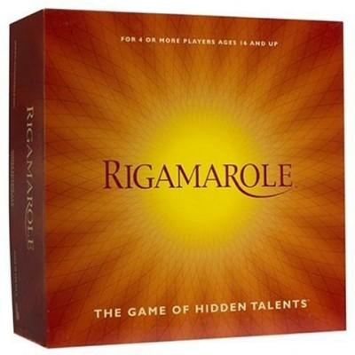 Hidden Talents Llc rigamarole Board Game