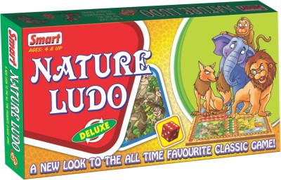 Smart Nature Ludo Board Game