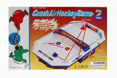 Dinoimpex Air Hockey With 3d Effect Board Game Board Game