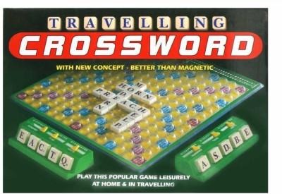 Ratnas Travelling Crossword Board Game