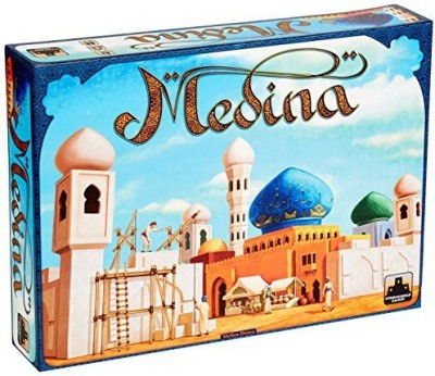 Stronghold Games Medina Board Game