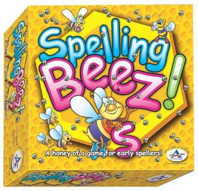 TaliCor Spelling Beez Board Game