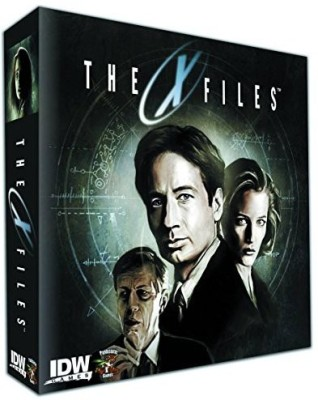 IDW Games The Xfiles Board Game