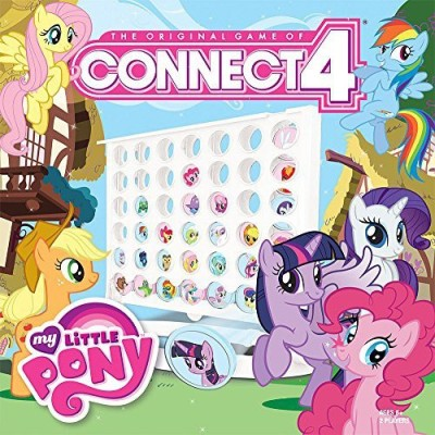 USAopoly Connect 4 My Little Pony Board Game