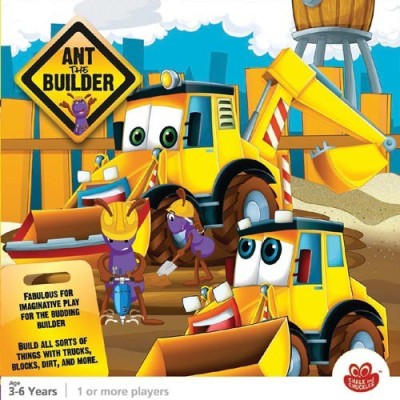 BPI Ant The Builder Board Game